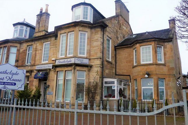 Thumbnail Property for sale in Strathclyde Guest House, Hamilton Road, Motherwell, Lanarkshire