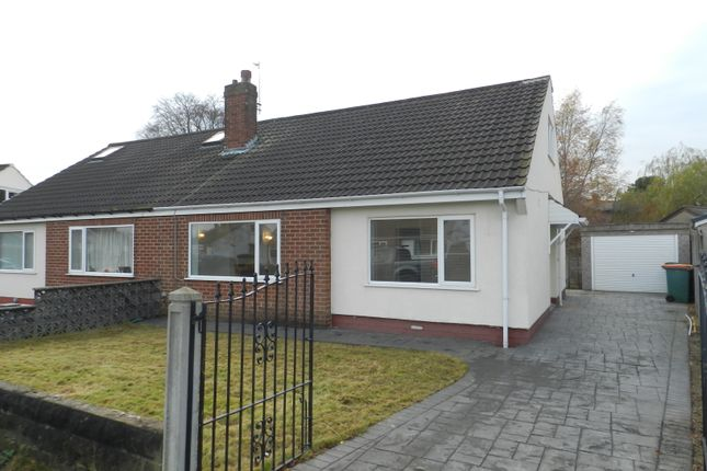 Thumbnail Semi-detached bungalow to rent in Oxford Road, Fulwood, Preston