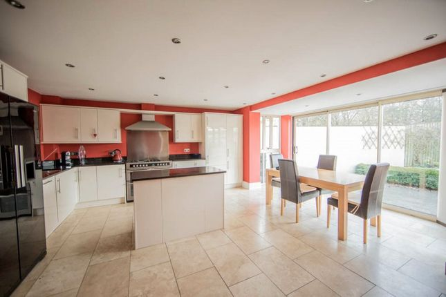 Thumbnail Town house for sale in The Crescent, Corsham