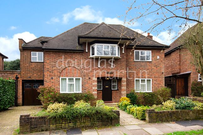 Thumbnail Detached house for sale in Cedars Close, London