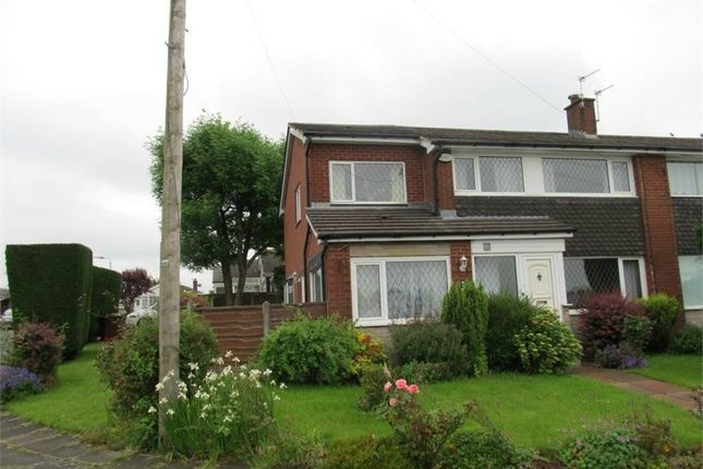 Thumbnail Semi-detached house to rent in Oakwell Drive, Bury