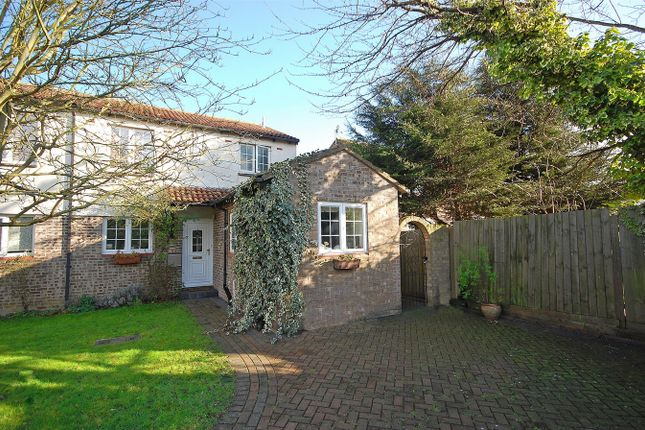 Thumbnail Semi-detached house to rent in Page Close, Hampton