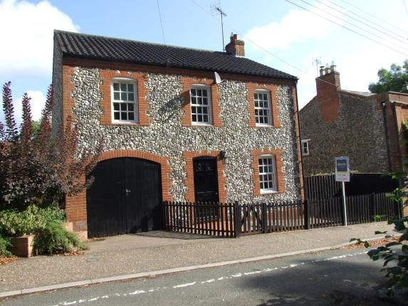 Thumbnail Detached house for sale in Castle Street, Thetford