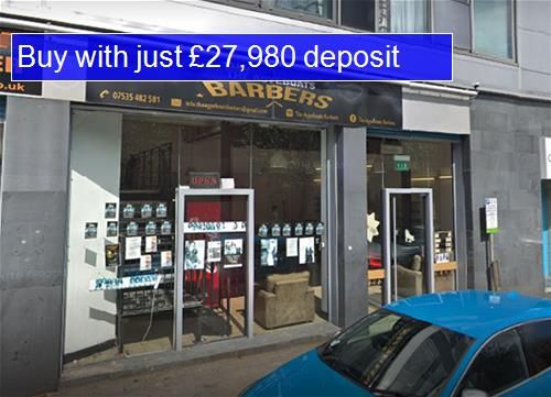 Thumbnail Retail premises for sale in Byron Street Leeds