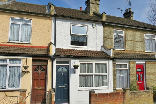 Terraced house for sale in Shaftesbury Road, Watford, Hertfordshire