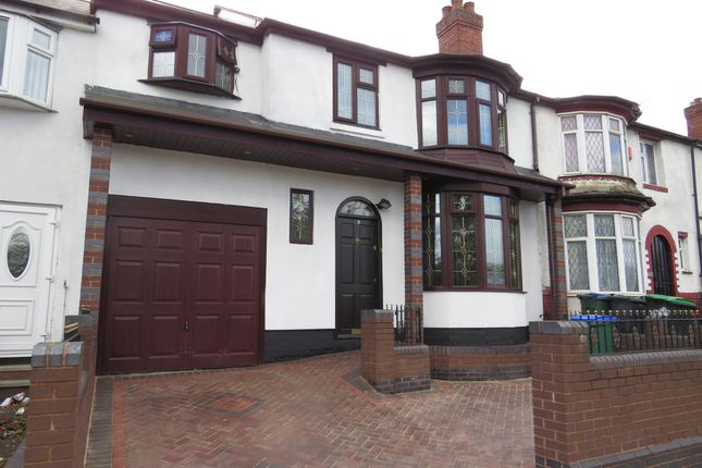 Thumbnail Terraced house for sale in St. Pauls Road, Smethwick