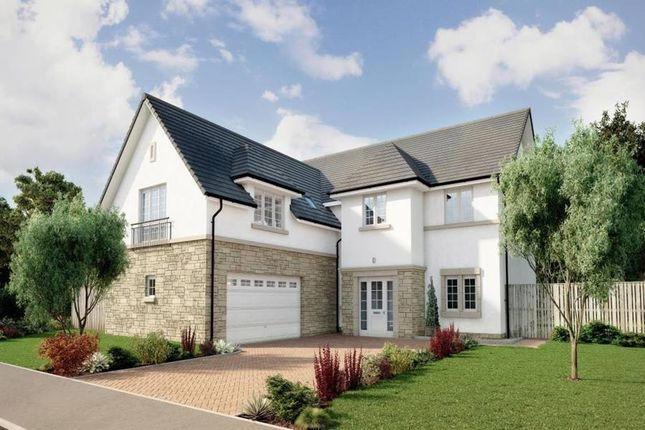 "Thumbnail Detached house for sale in ""The Ranald"" at Wilkieston Road, Ratho, Newbridge"