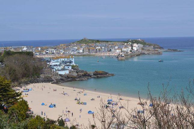 Thumbnail Terraced house for sale in Draycott Terrace, St. Ives