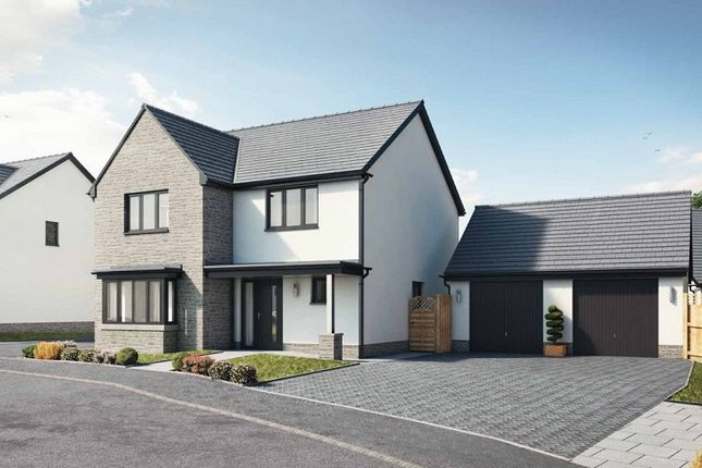 Detached house for sale in Plot 48, The Harlech, Caswell, Swansea