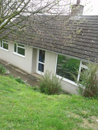 Thumbnail Detached bungalow to rent in Loddiswell, Kingsbridge
