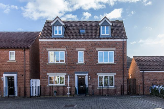 Thumbnail Detached house to rent in Colpitts Lane, Darlington