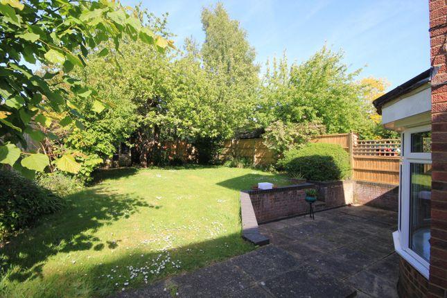 Garden of All Hallows Road, Caversham, Reading RG4