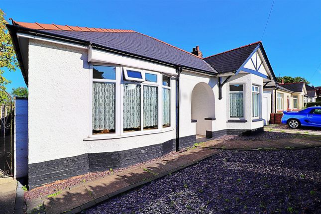 Thumbnail Detached bungalow for sale in Heath Park Avenue, Heath, Cardiff