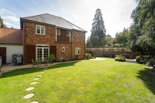 Rear Garden of Henbury Manor, Henbury Lane, Elham, Nr Canterbury CT4