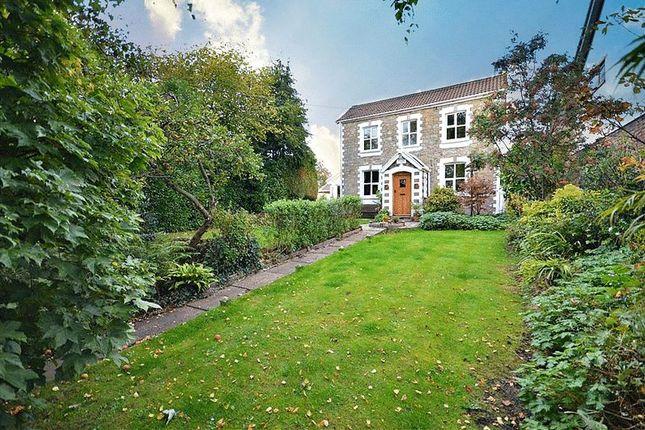 Thumbnail Detached house for sale in Gladstone Place, Sebastopol, Pontypool