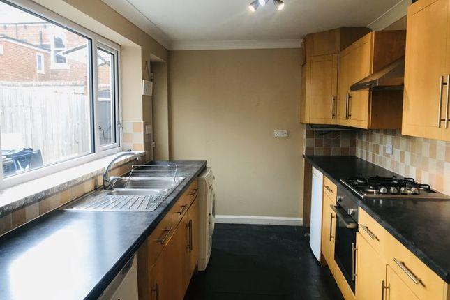 Thumbnail Terraced house to rent in St. Rollox Street, Hebburn