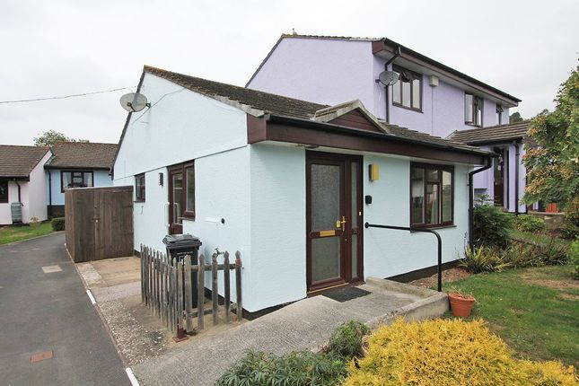 Thumbnail Semi-detached bungalow for sale in Bishops Court, Bishopsteignton, Teignmouth
