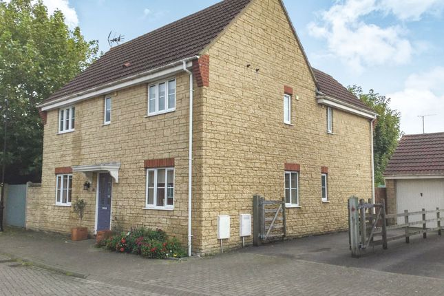 Thumbnail Detached house for sale in Dace Road, Calne