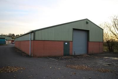 Thumbnail Light industrial to let in Unit 7 Station Terrace, Kegworth, Derbyshire