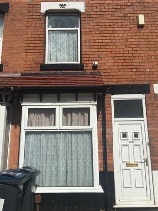 Thumbnail Terraced house for sale in Solihull Road, Birmingham