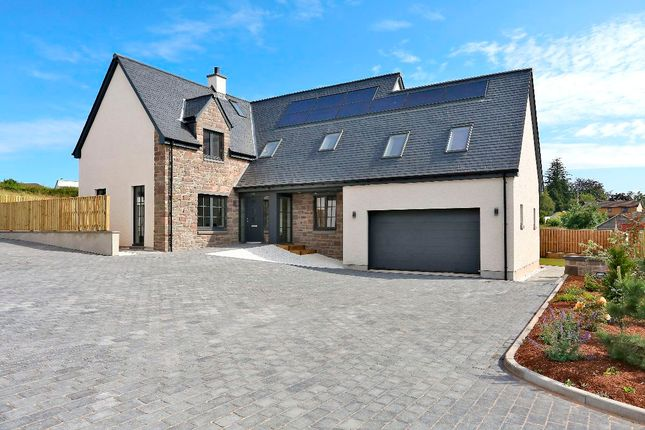 Thumbnail Detached house for sale in The Dean, Needburn Park, Methven, Perthshire