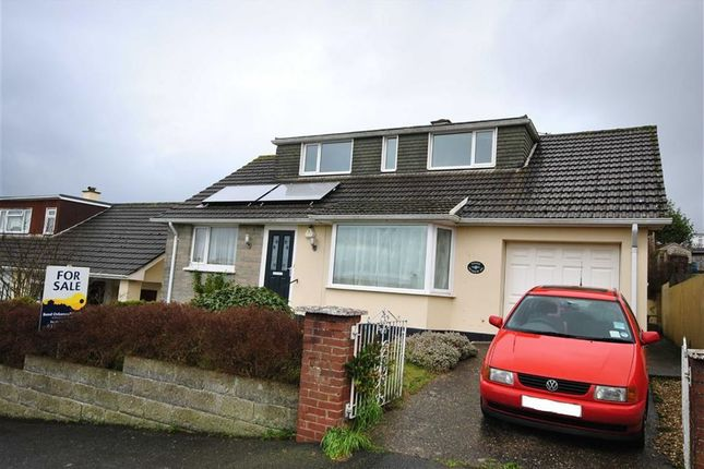 Thumbnail Detached bungalow for sale in Andrew Road, Tawstock, Barnstaple