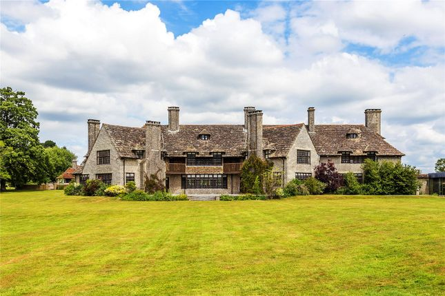 Thumbnail Detached house for sale in Greyfriars Lane, Storrington, Pulborough, West Sussex