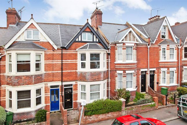 Thumbnail Terraced house for sale in Athelstan Road, Exeter