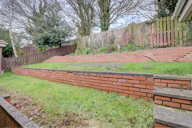 Garden of Browning Hill, Durham DH6