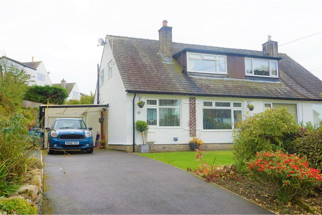 Thumbnail Semi-detached bungalow for sale in Meadow Road, Windermere