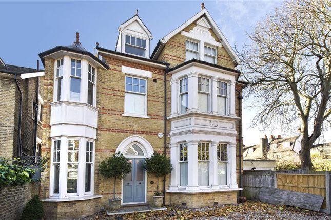 Thumbnail Detached house for sale in Mortlake Road, Kew, Richmond