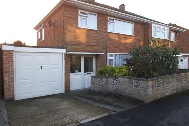 Thumbnail Property to rent in Dovedale Road, Thurmaston, Leicester