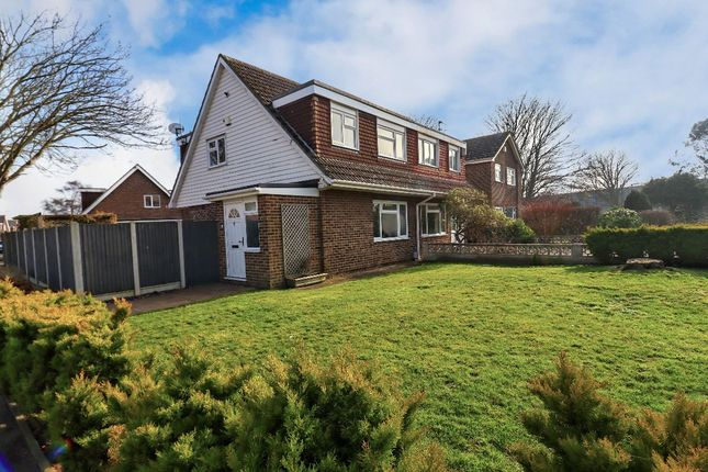 3 bed semi-detached house for sale in Chestnut Drive, Broadstairs CT10