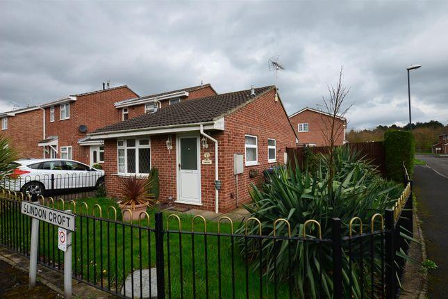 Thumbnail Semi-detached bungalow to rent in Slindon Croft, Alvaston, Derby