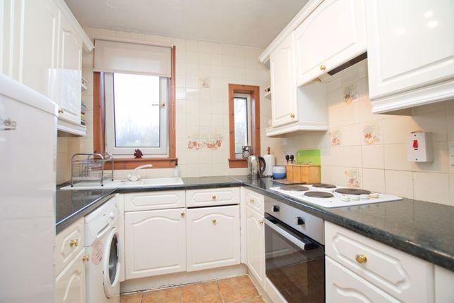 Kitchen of Inzievar Terrace, Mount Vernon, Glasgow G32