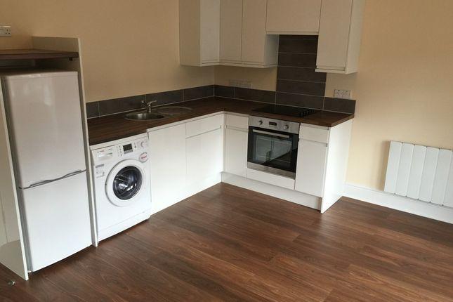 Thumbnail Flat to rent in Worting Road, Basingstoke