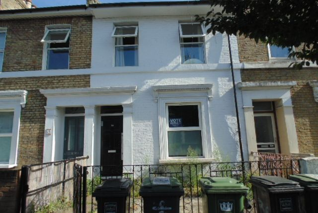 Thumbnail Terraced house to rent in Malpas Road, Brockley, London