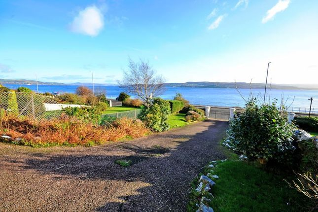 Thumbnail Flat for sale in 153 Alexandra Parade, Dunoon, Argyll