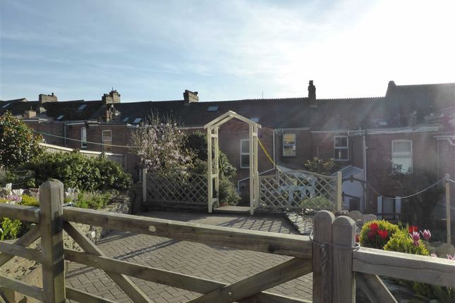 Thumbnail Terraced house for sale in Ashley Terrace, Ilfracombe
