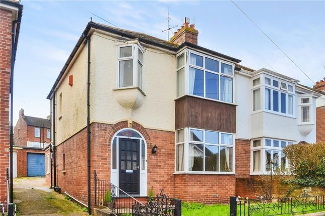 Thumbnail Semi-detached house for sale in Stanwey, Exeter