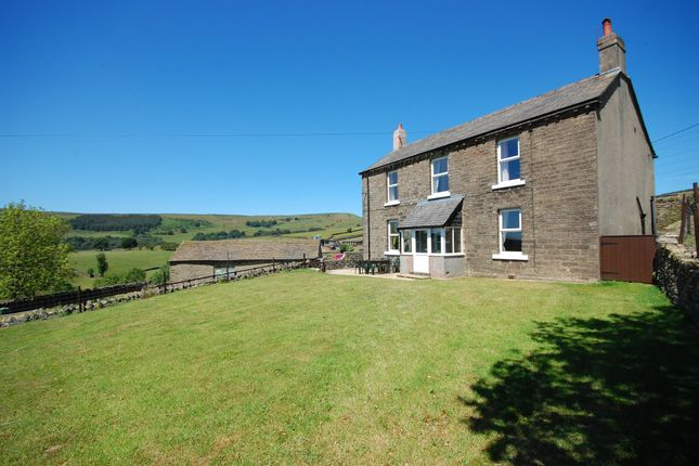 Thumbnail Detached house for sale in Tintwistle, Glossop