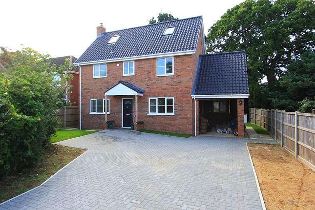 Thumbnail Detached house for sale in 2C Breck Farm Lane, Taverham, Norwich, Norfolk