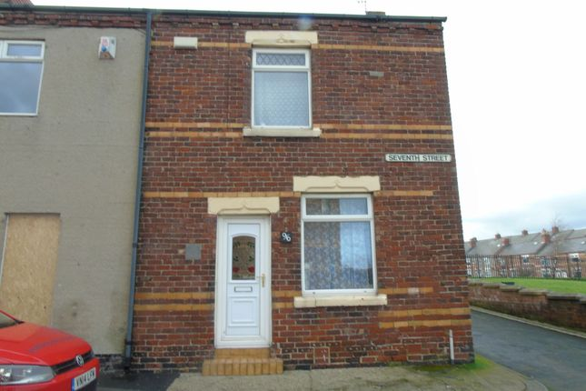 2 bed terraced house for sale in Seventh Street, Horden, Peterlee