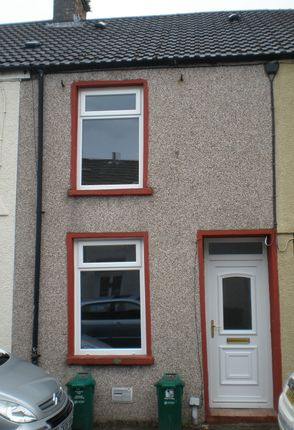 Thumbnail Terraced house to rent in David Price Street, Aberdare