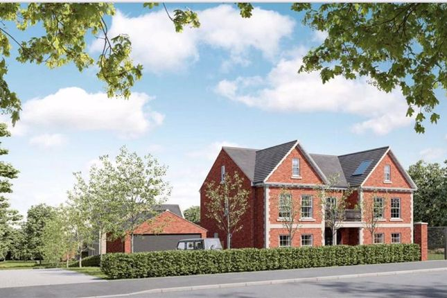 Thumbnail Detached house for sale in The Consort, The Ridgeway, Cuffley, Hertfordshire