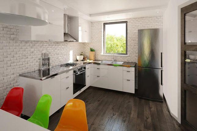 Open Plan Lounge/ Kitchen