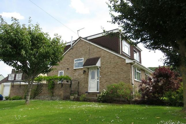 Thumbnail Semi-detached house for sale in Waits Close, Banwell