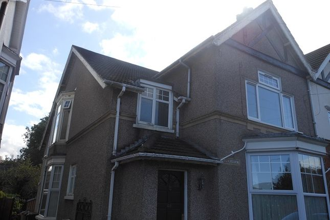 Thumbnail 2 bed flat to rent in Brighowgate, Grimsby