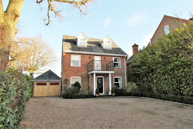Thumbnail Detached house for sale in Holly House, Greenacres, Leverstock Green