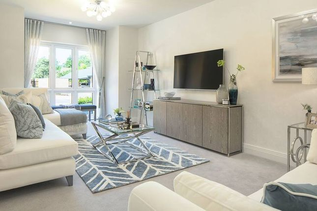 "Imber Riverside of ""The Molesey - Semi-Detached"" at Orchard Lane, East Molesey KT8"